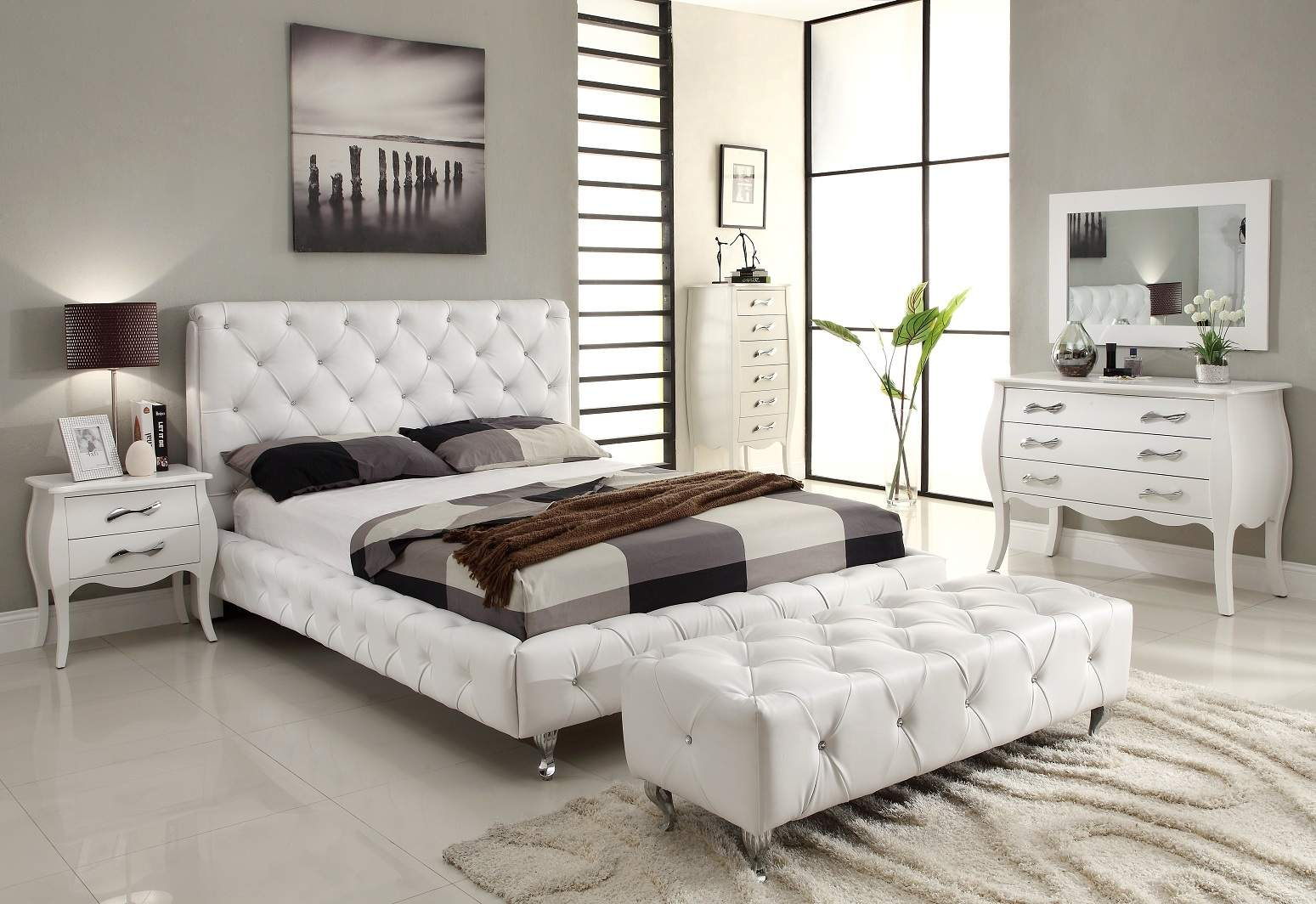 VIEW IN GALLERY Great white bedroom furniture sets for adults. 15 Top White Bedroom Furniture Might Be Suitable for Your Room