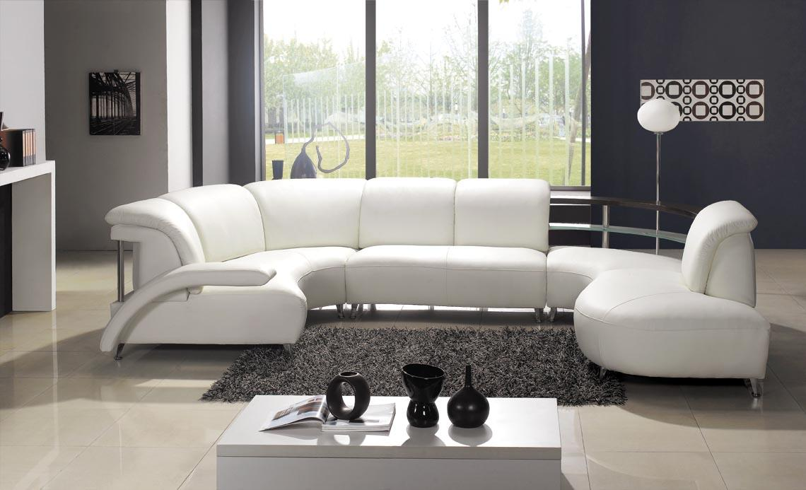 VIEW IN GALLERY Latest Sofa Set Modern Living Room Furniture For Small  Spaces