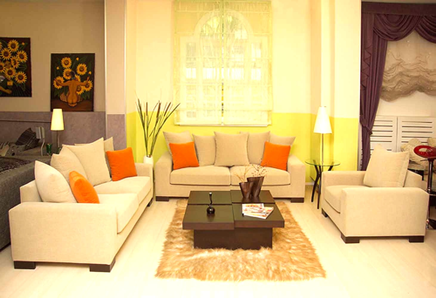 VIEW IN GALLERY Modern And Latest Sofa Sets Design For Living Room
