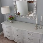 Modernizing Old Furniture To White Finishing
