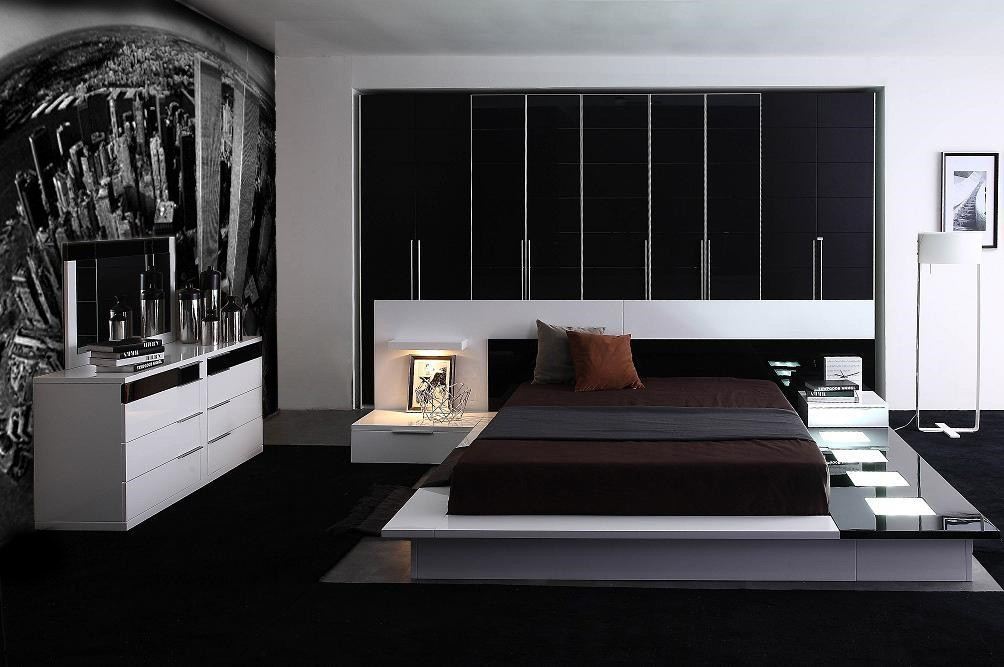 20 King Size Bed Design To Beautify Your Couple\'s Bedroom - HGNV.COM
