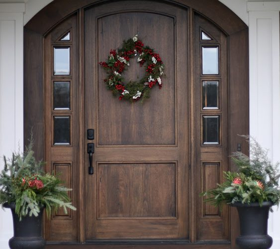 14 best front door design that will inspire you stylish for Design your front door