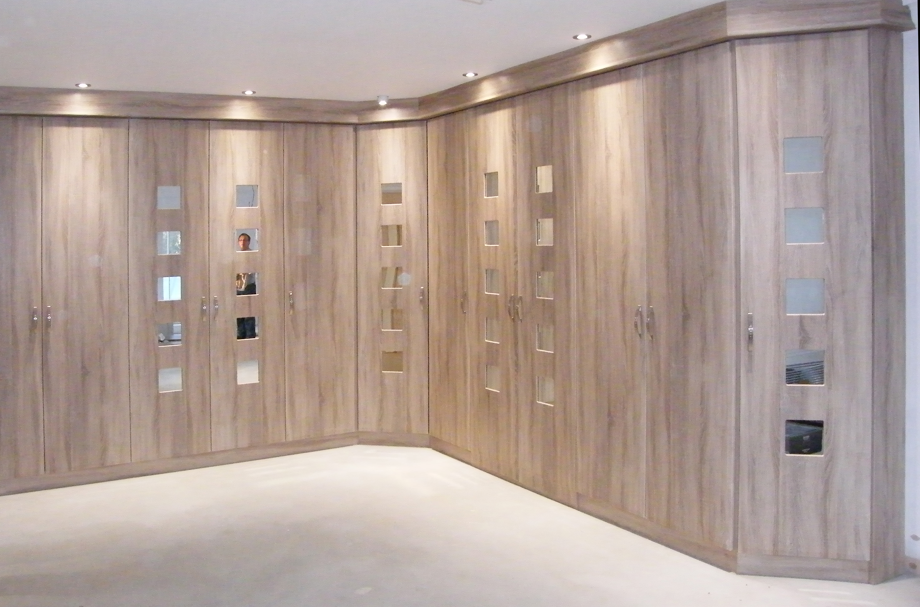 view in gallery contemporary fitted wardrobe design with sliding doors for wardrobes 3 panel with mirrored centre. Interior Design Ideas. Home Design Ideas