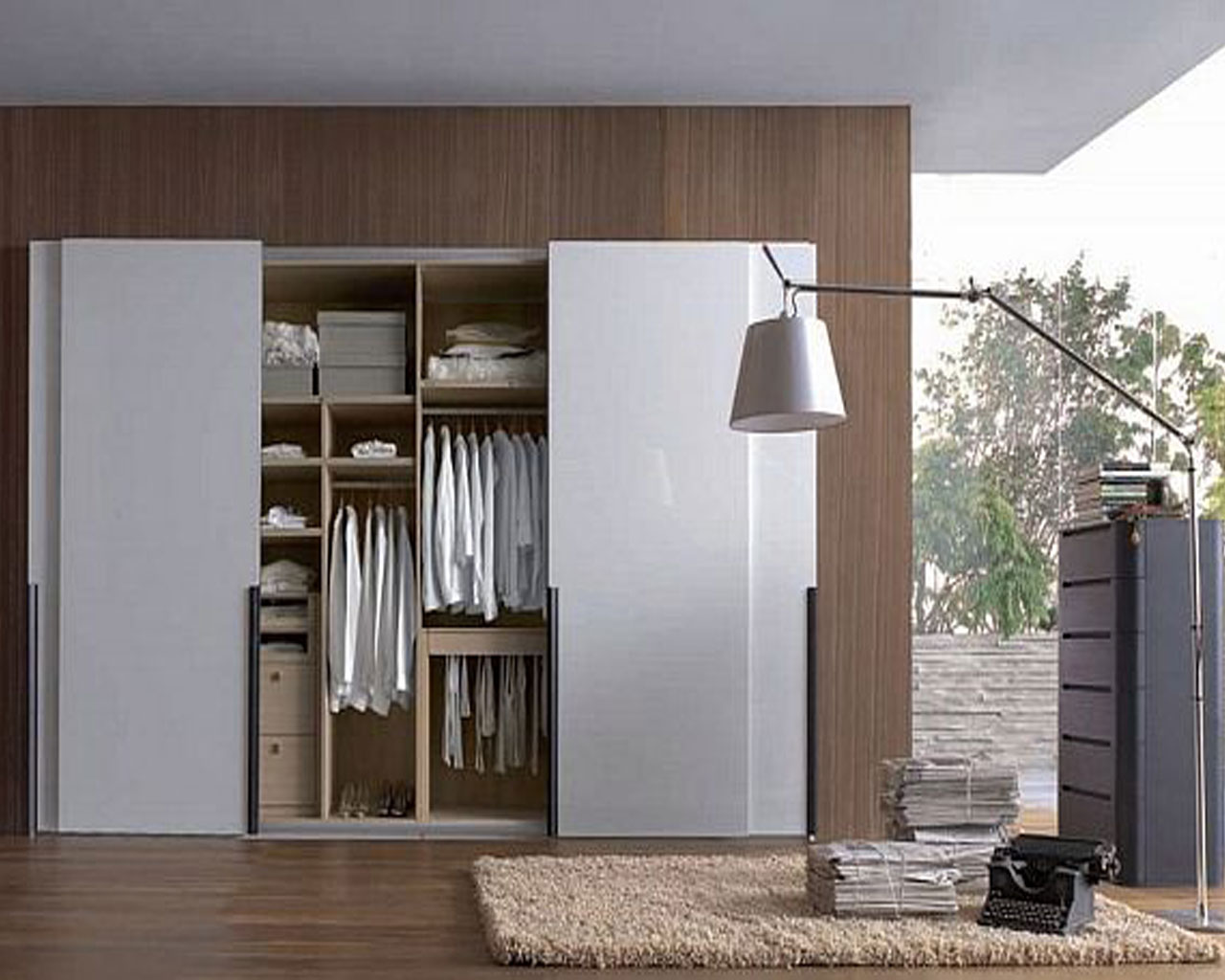 view in gallery white fitted bedroom furniture sliding wardrobe doors. Interior Design Ideas. Home Design Ideas