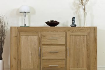 Awesome solid oak sideboard living room furniture ideas with oak headboards