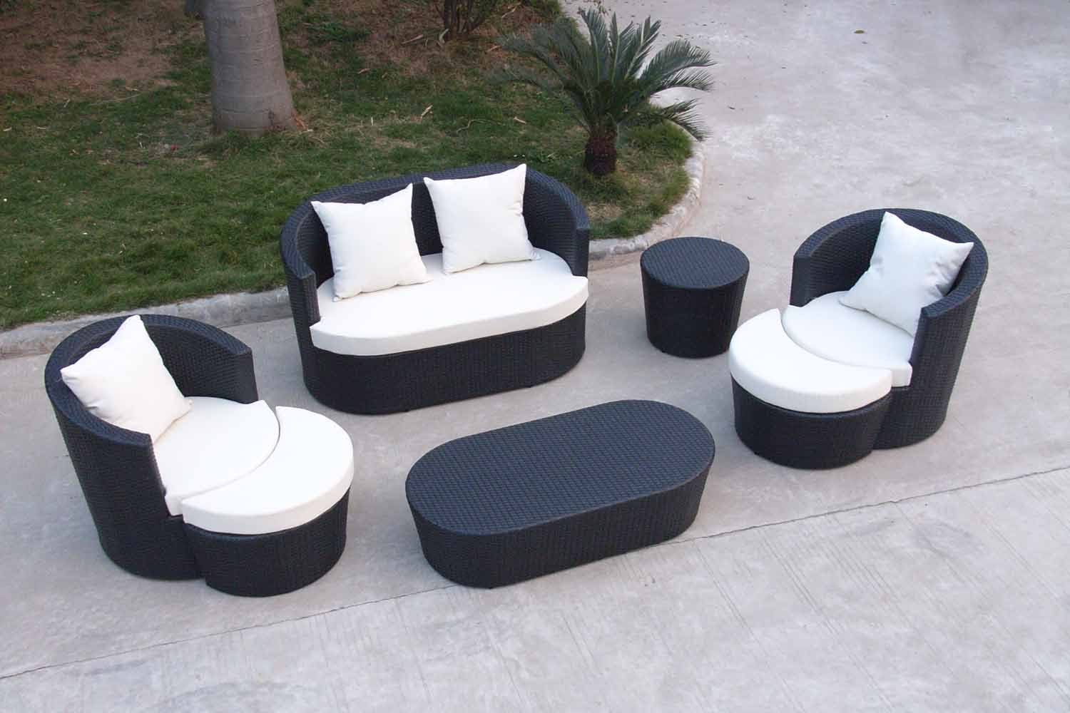 Fantastic Outdoor Wicker Patio Furniture - Outdoor Furniture Ideas