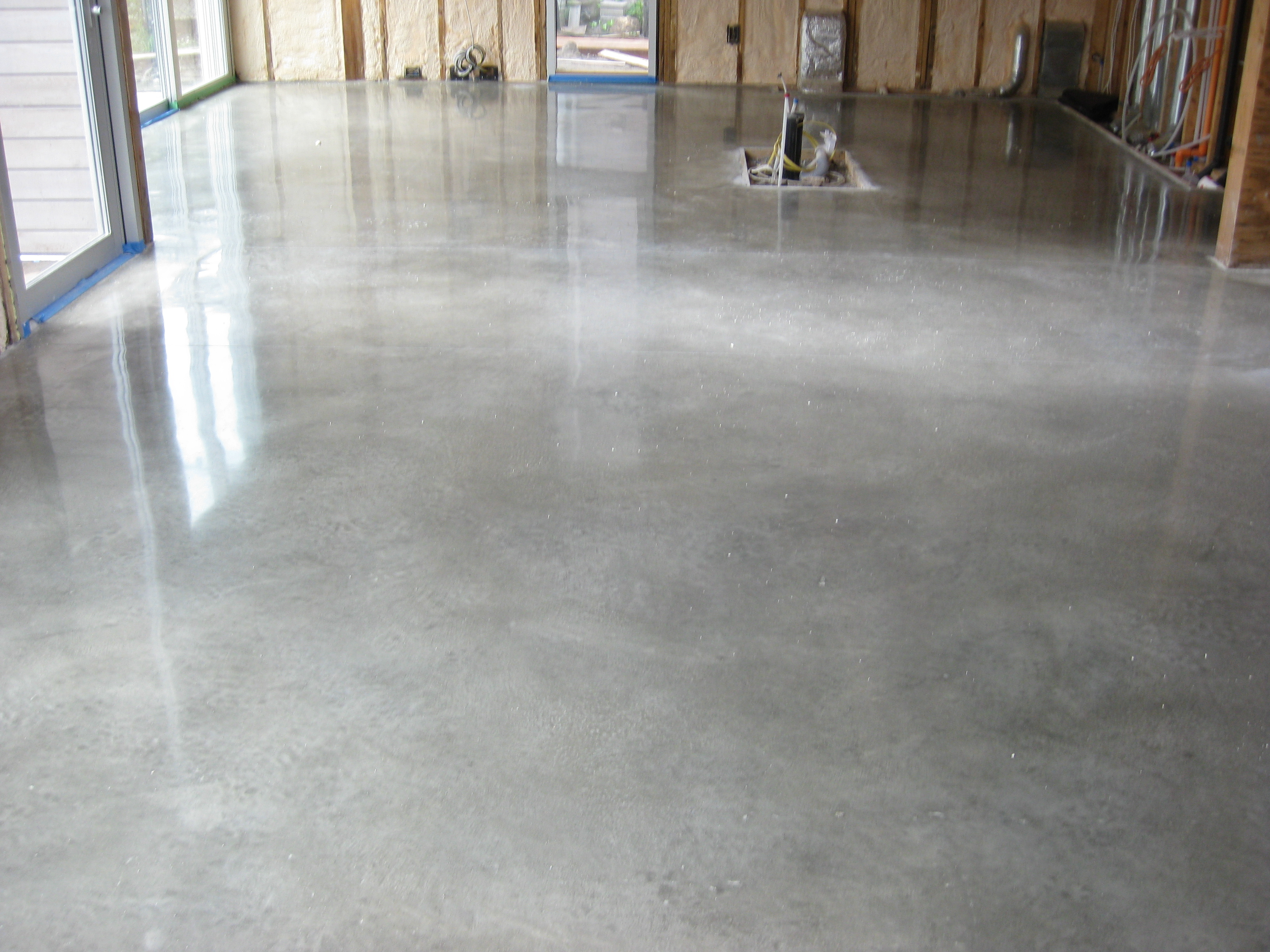 Polished Concrete Floors Reside White Ntial Floor Tiles