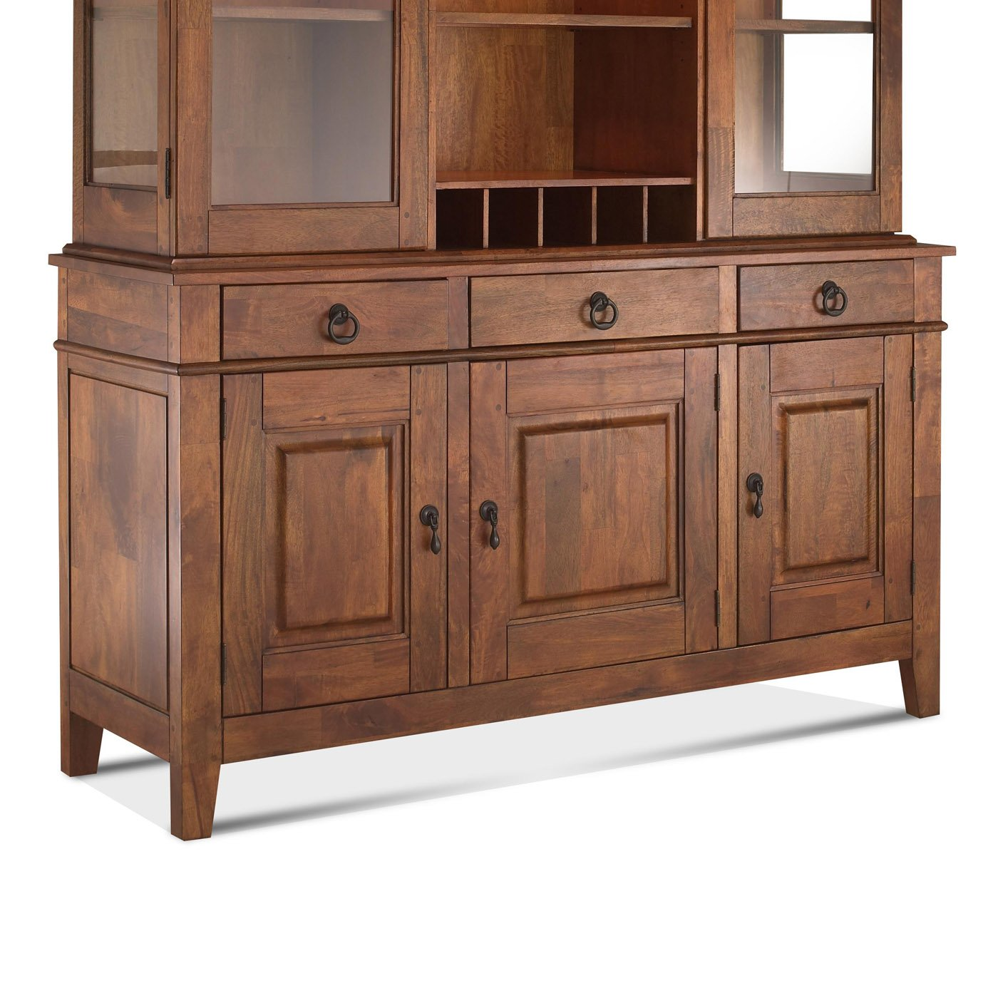 Rustic oak sideboard home design furniture