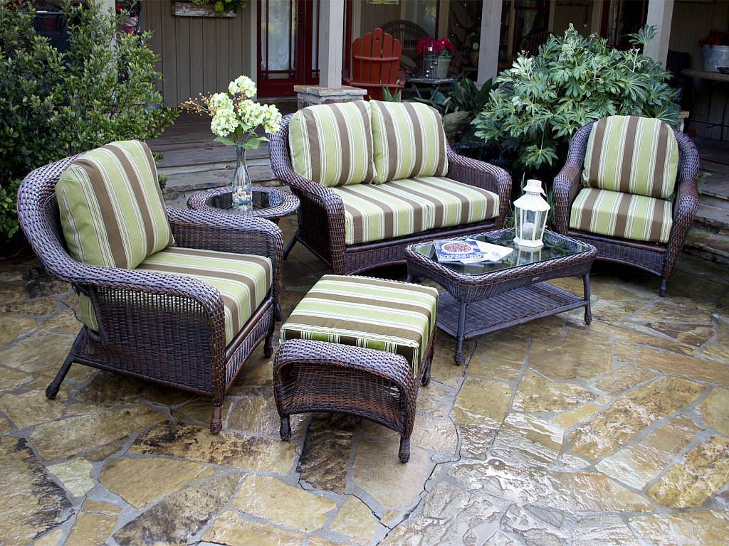 Emejing Wicker Patio Set Photos Amazing Home Design casino1us
