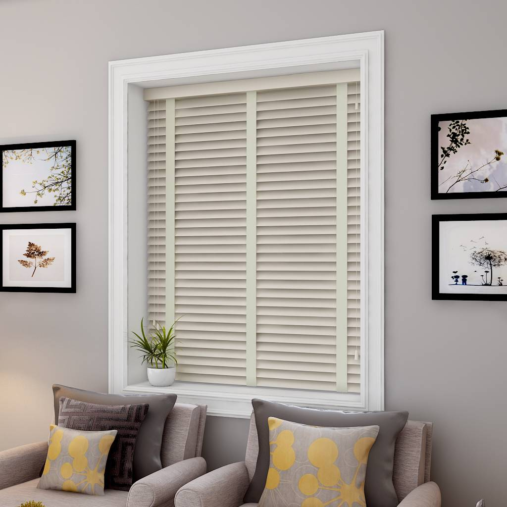 Replace your windows treatments with wooden venetian blinds Curtains venetian blinds