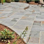 High durability stamped concrete patio ideas Cool outdoor patio ideas
