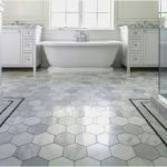 best tile for bathroom floor non slip
