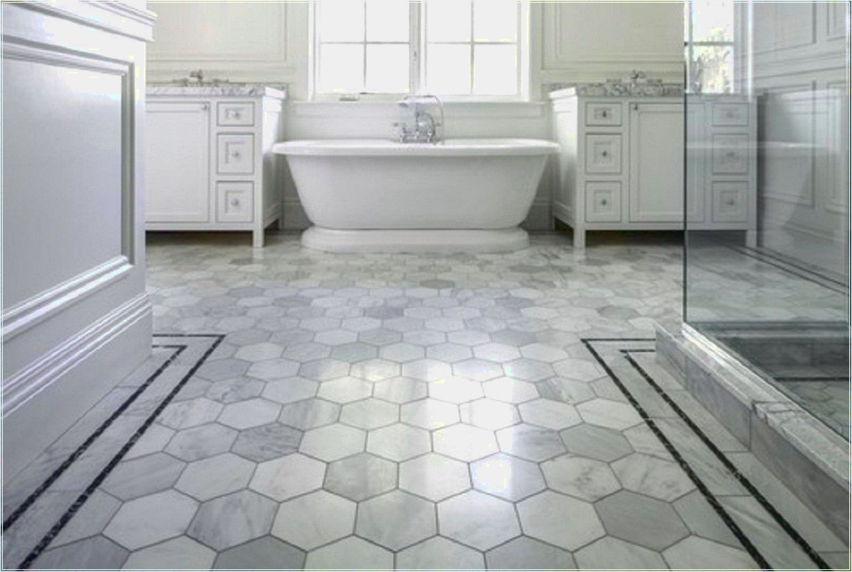 20 Super Stunning Bathroom Floor Tiles Ideas