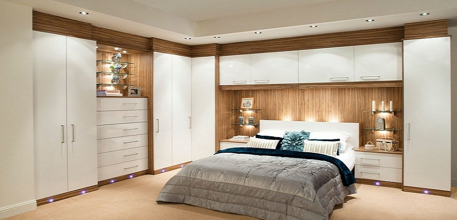 Looking for fitted bedroom furniture ideas read this hgnv com for Bedroom furniture storage ideas