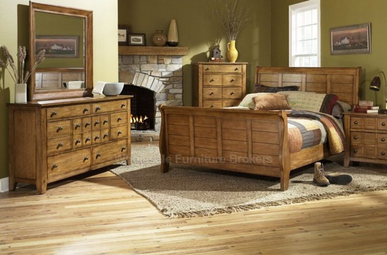 oak bedroom furniture sets ideas design - Wooden Bedroom Furniture Designs