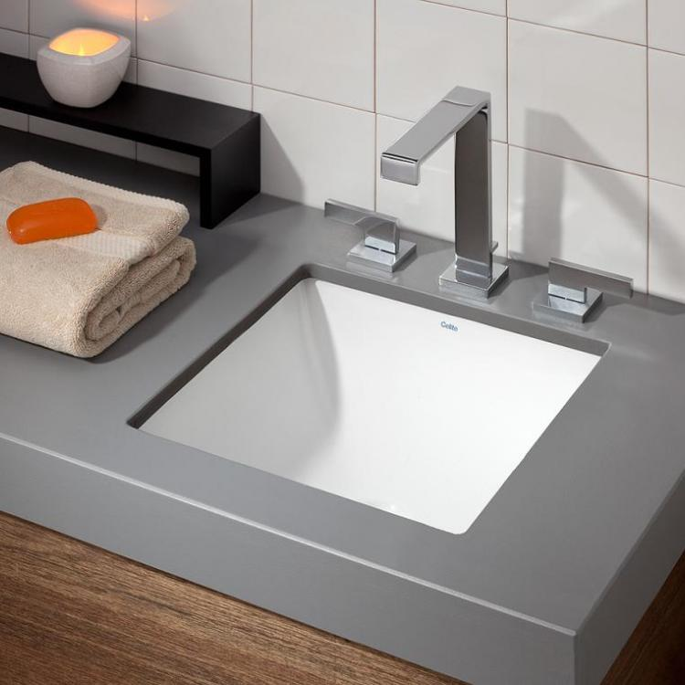 Square Undermount Bathroom Sinks As Bathrooms Vanities