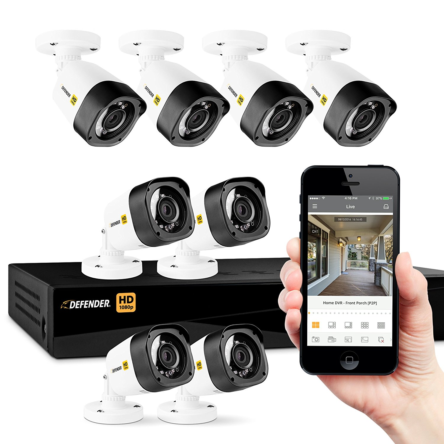 Best Home Security Camera Systems Consumer Reports