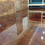 Acid Stained Concrete Floors Ideas