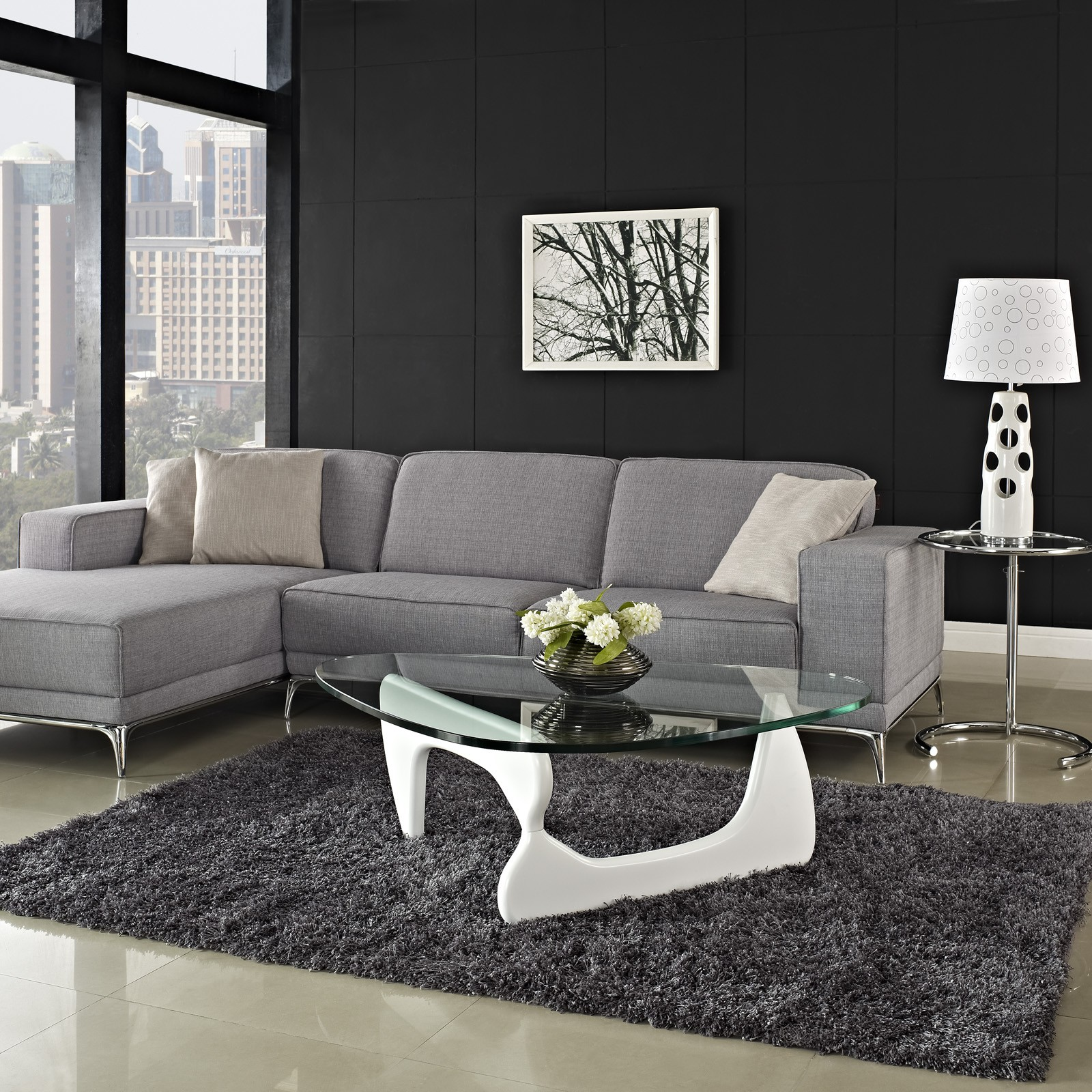 contemporary coffee tables design for your living room hgnv com. Black Bedroom Furniture Sets. Home Design Ideas