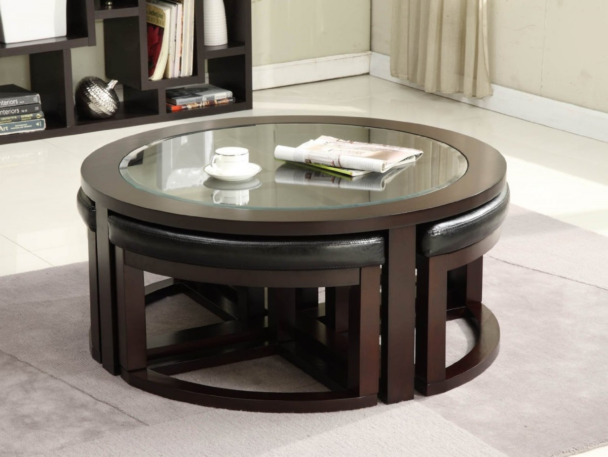 round living room table contemporary coffee tables design for your living room 12416